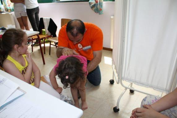 Ελευθέριος Καραδήμας Ορθοπαιδικός Χειρούργος - Τραυματιολόγος - Εθελοντική Δράση